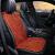 自動車の木ビーズクッション夏クッション車は背もたれを持って空気を通して風を通します。玉クッションの前列の二席と後席の長いクッションの三点セットです。