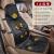 Frie車載マッサージ器首と肩、腰、全身多機能自動車マッサージクッション車用電動マッサージクッション車家二用(7つのマッサージヘッド)12 V汽マッサージ通用です。