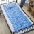 冷たいマットと冷たいマットを敷いてください。ウォーターベッドの中の号の雪片50 X 150 cm(枕カバーを送ります。)