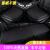 リネン自動車用クッション専用アウディBMW benzレクサス夏用マット無背もたれ四季通用単片クッション100%天然亜麻三点セット(コーヒ)アウディQ 5 L/Q 3/Q 7/Q 2 L