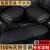 亜麻自動車用クッション専用車アウディBMW benzレクサス四季通用のシートクッション無背もたれ冬100%天然亜麻三重セット(モーカブラウン)アウディQ 5 L/Q 3/Q 7/Q 8/Q 2 L