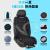 COMFIER自動車通風クッション夏季車載クッションカバー冷却マットドライヤーマッサージシートエアクッション四季通用(経典2204)シングル通風峡谷涼風クッション
