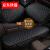 絶倫自動車クッション自動車クッション皮芸術四季通用の人工皮革は真皮を模しています。夏は無背もたれで厚い新型の白黒フルコースがあります。